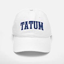TATUM design (blue) Baseball Baseball Cap