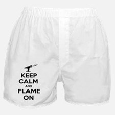 Cute Glassblowing Boxer Shorts