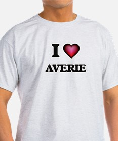 I Love Averie T-Shirt