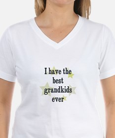 I have the best grandkids eve T-Shirt