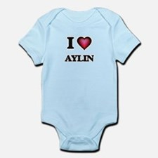 I Love Aylin Body Suit