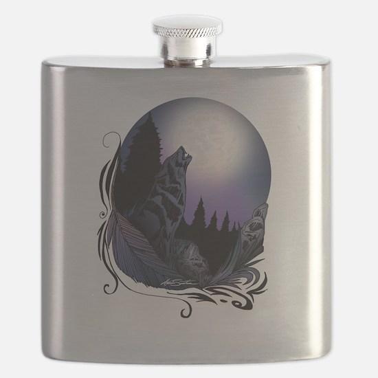 Cute Fog Flask