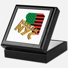 Harlem NYC Keepsake Box
