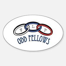 Odd Fellows Decal