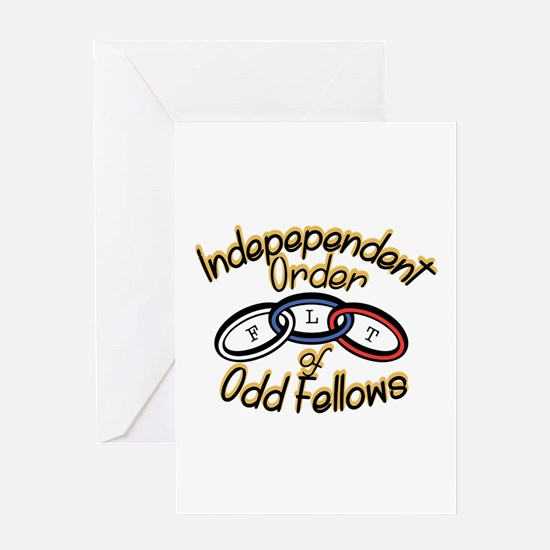 Independent Order Greeting Cards