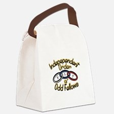 Independent Order Canvas Lunch Bag