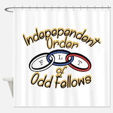 Independent Order Shower Curtain