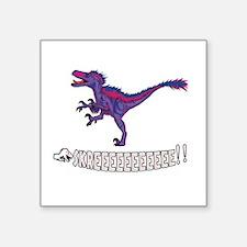 Bilociraptor - SKREEEEE!! Sticker