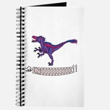 Bilociraptor - SKREEEEE!! Journal