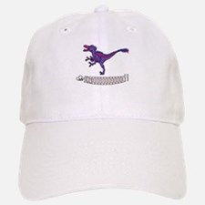 Bilociraptor - SKREEEEE!! Baseball Baseball Baseball Cap
