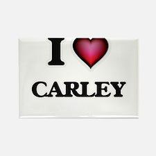 I Love Carley Magnets