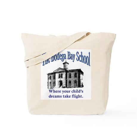 Bodega Bay School Tote Bag