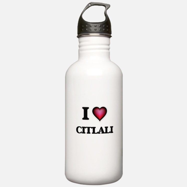 I Love Citlali Sports Water Bottle