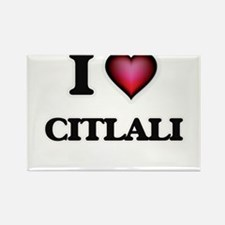 I Love Citlali Magnets