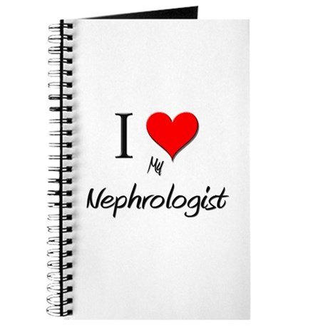 I Love My Nephrologist Journal