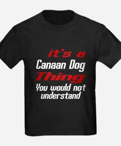 Canaan Dog Thing Designs T
