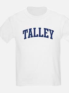 TALLEY design (blue) T-Shirt