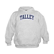 TALLEY design (blue) Hoodie