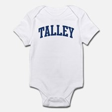 TALLEY design (blue) Infant Bodysuit