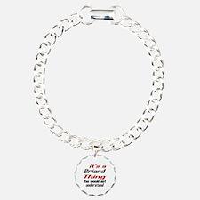 Briard Thing Dog Designs Bracelet