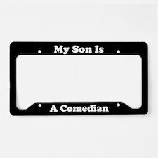 Son - Comedian - LPF License Plate Holder
