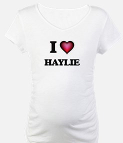 I Love Haylie Shirt