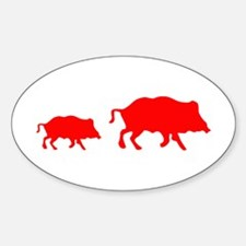 Pigs Decal