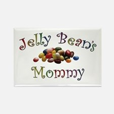 Jelly Bean's Mommy Rectangle Magnet