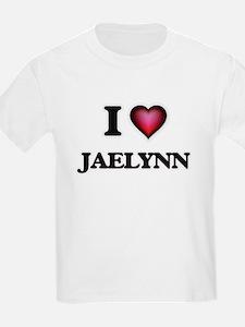 I Love Jaelynn T-Shirt
