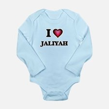 I Love Jaliyah Body Suit