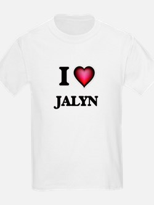 I Love Jalyn T-Shirt