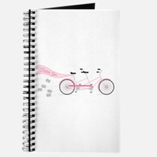 Thank You Bike Journal