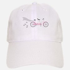 Wedding Tandem Bike Baseball Baseball Baseball Cap