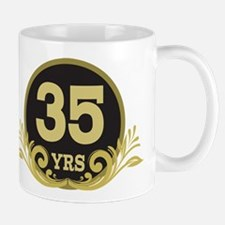 35th Wedding Anniversary Mug