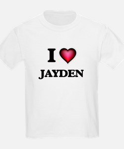 I Love Jayden T-Shirt
