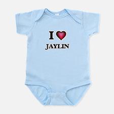 I Love Jaylin Body Suit