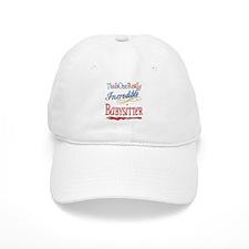 Incredible Babysitter Baseball Cap