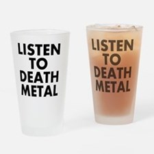 Unique Death Drinking Glass