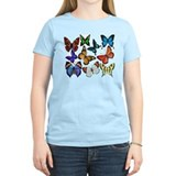 Butterflies Women's Light T-Shirt