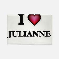I Love Julianne Magnets