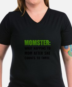 Momster Mom T-Shirt