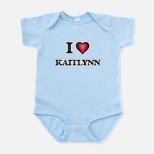 I Love Kaitlynn Body Suit