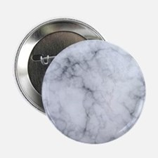 "Gray Marble Texture Print 2.25"" Button (100 pack)"