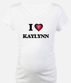 I Love Kaylynn Shirt