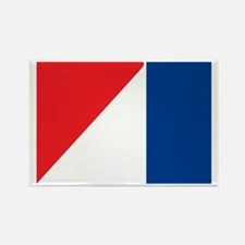 AMC Flag Logo Rectangle Magnet