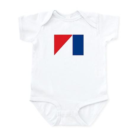 AMC Flag Logo Infant Bodysuit