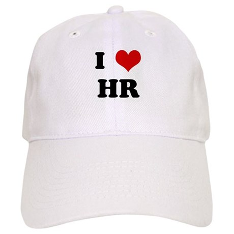 I Love HR Cap