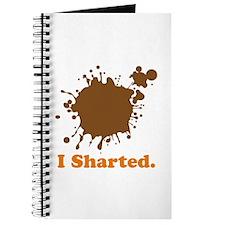 I Sharted Journal