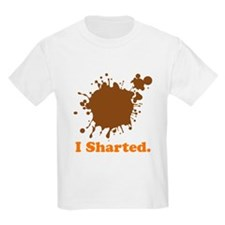 I Sharted T-Shirt
