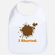 I Sharted Bib